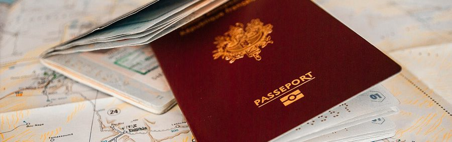 pasaporte visados