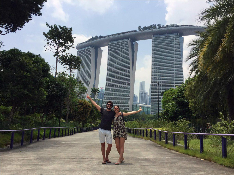 Plataforma de comercio nacional en singapur