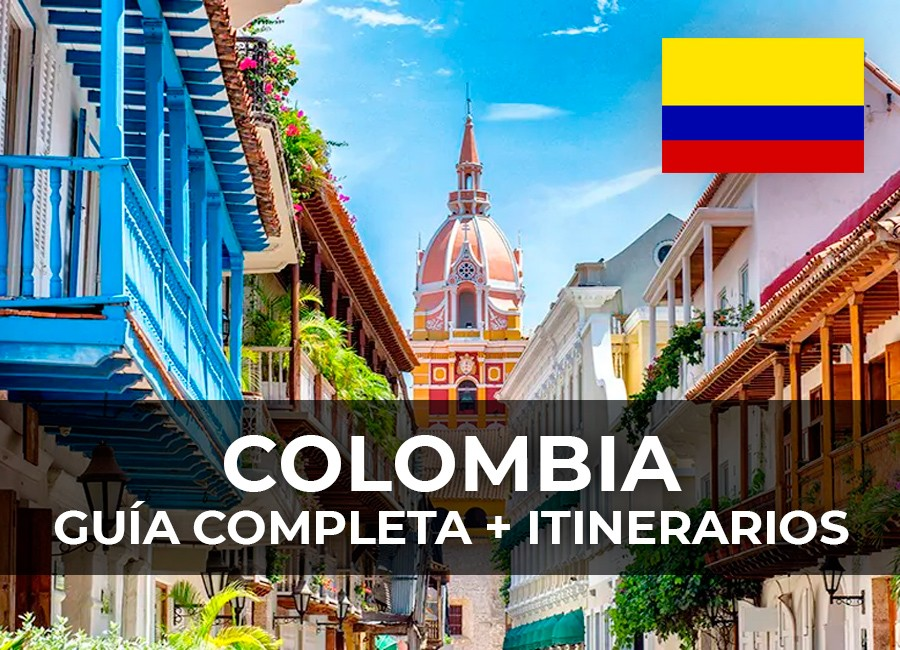 colombia guia