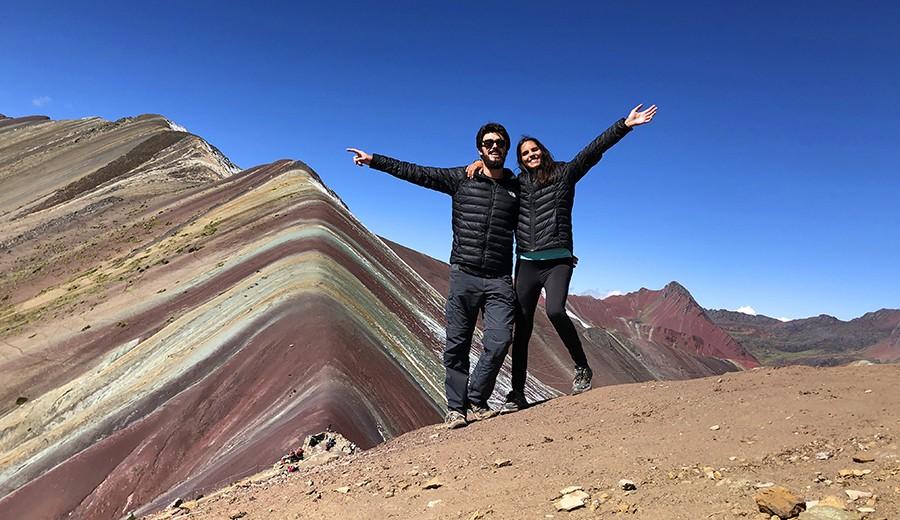 vinicunca la montaña de los 7 colores