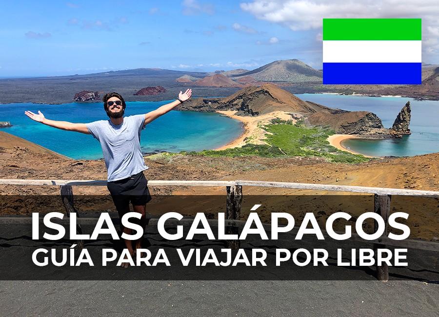 guia islas galapagos