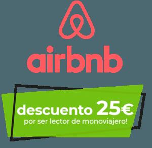 descuento 25€ airbnb