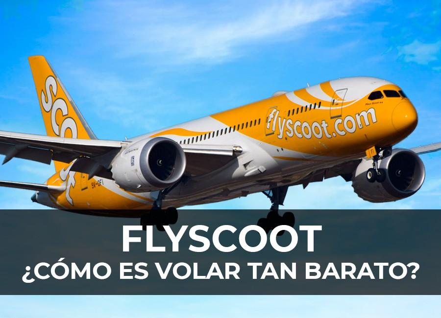 flyscoot como es volar