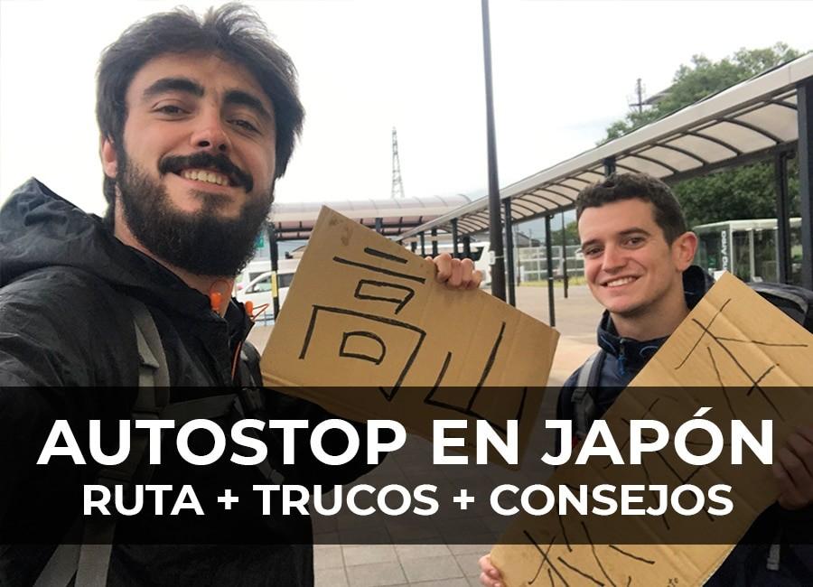 autostop en japon