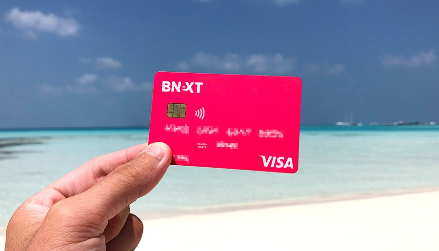 tarjeta bnext para viajar al extranjero sin comisiones
