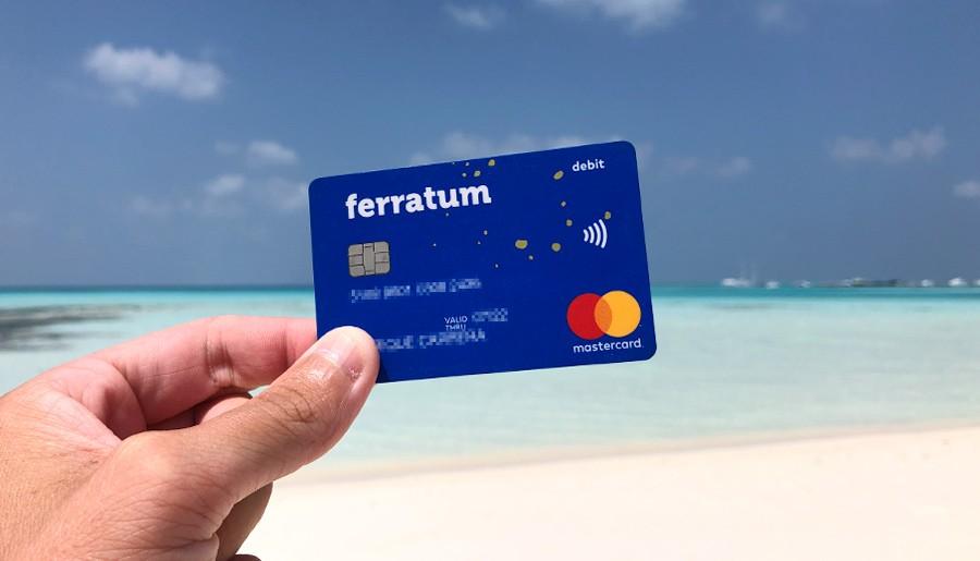 tarjeta ferratum para viajar al extranjero sin comisiones