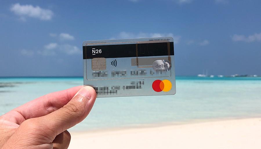 tarjeta bnext para viajar al extranjero n26 comisiones