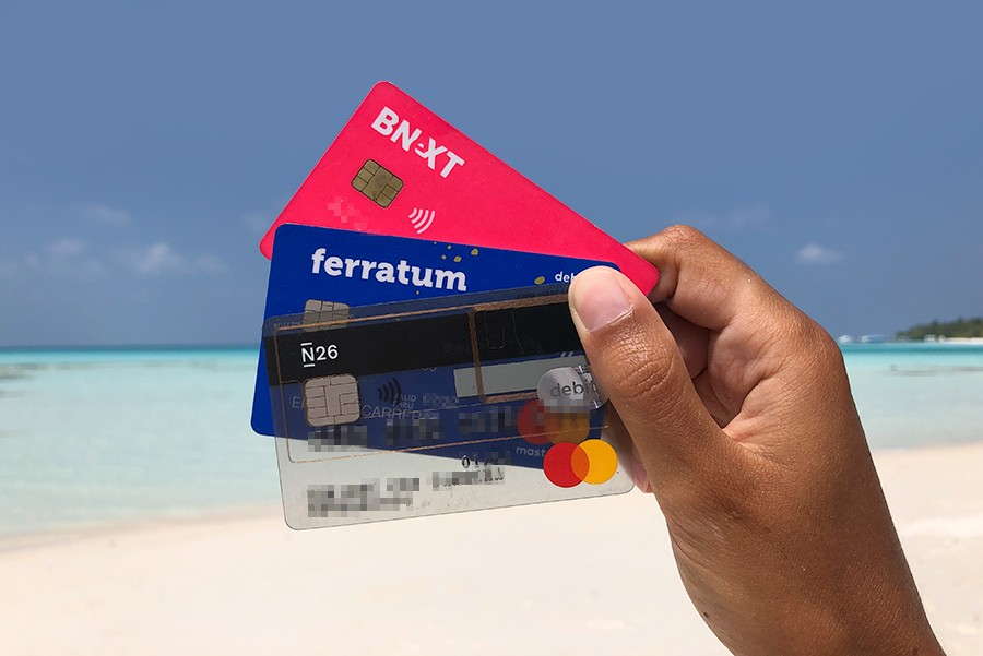 mejores tarjetas para viajar al extranjero sin comisiones