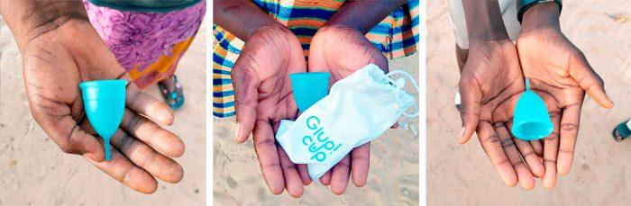 donaciones senegal glupcup