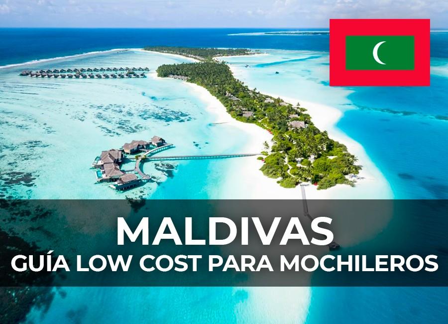 guia maldivas para mochileros