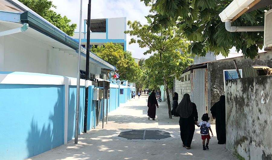 calles de guraidhoo