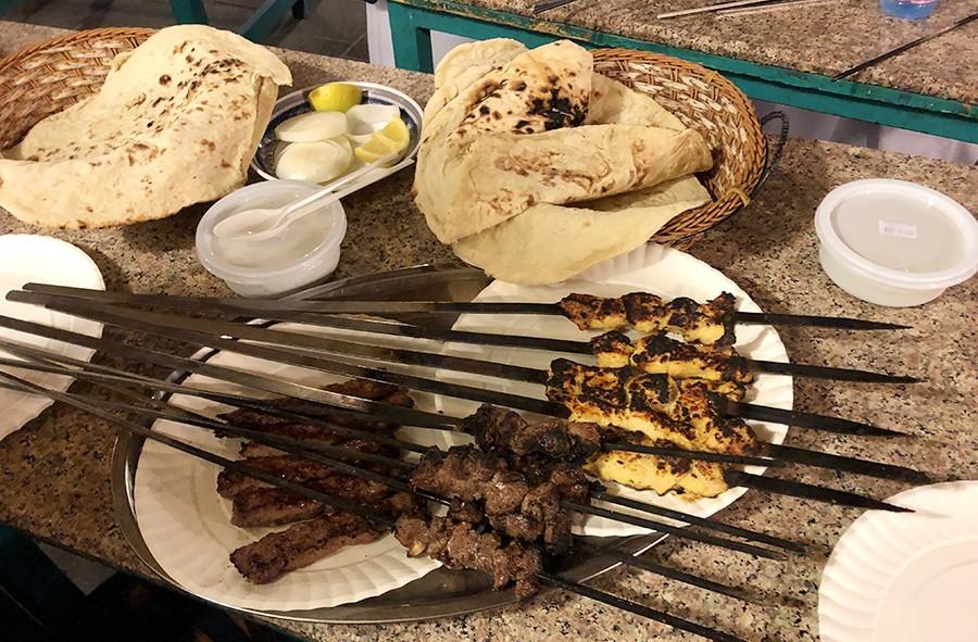 kebab souq waqif