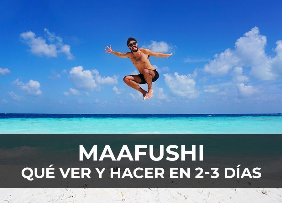 que hacer en maafushi en 3 dias