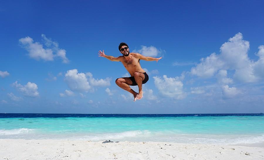 playa paradisiaca maafushi