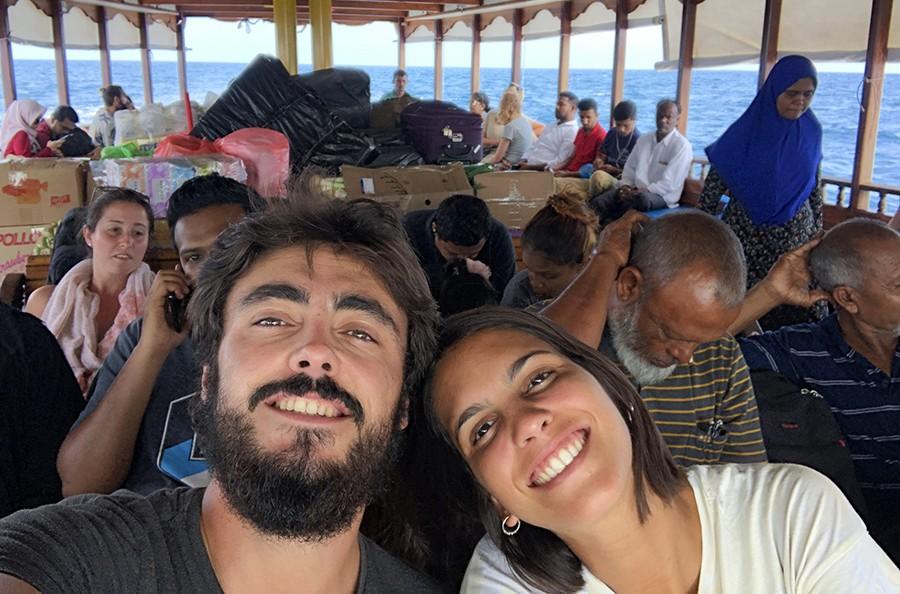 ferry male maafushi