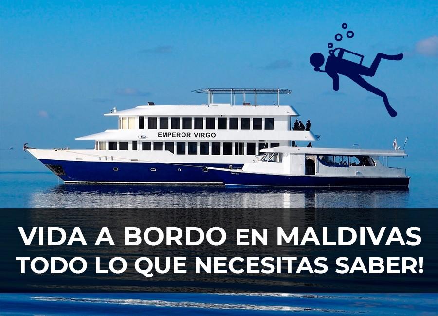 vida a bordo en maldivas cual elegir