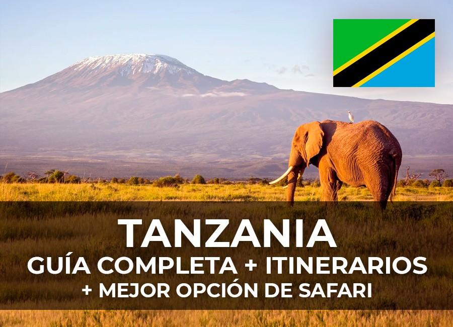 guia tanzania para mochileros