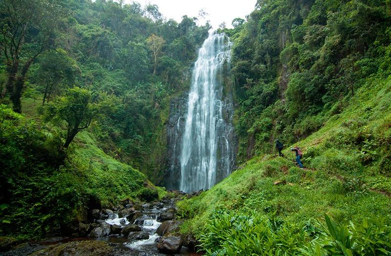 materuni waterfalls arusha